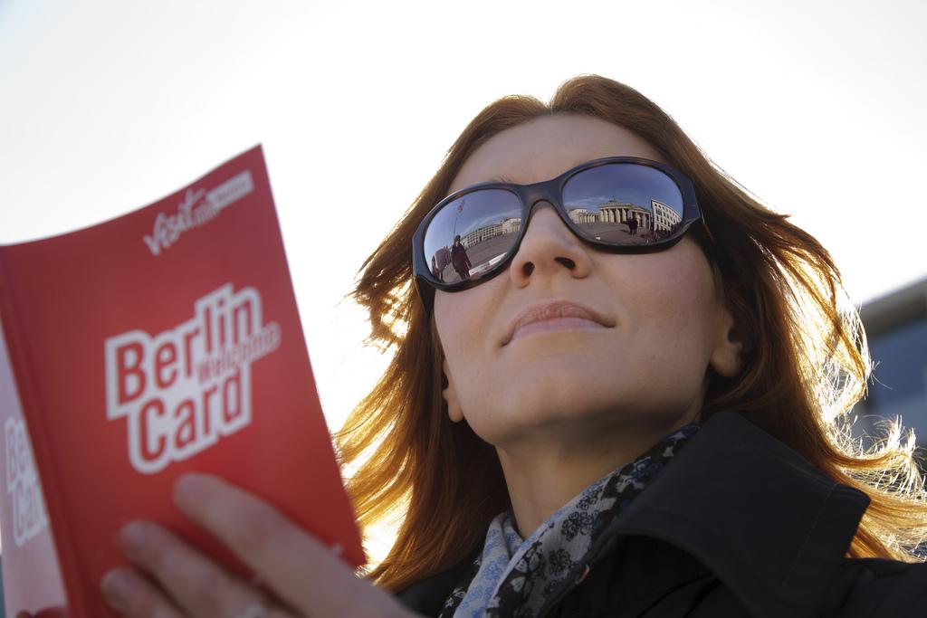 Welcomecard de Berlín