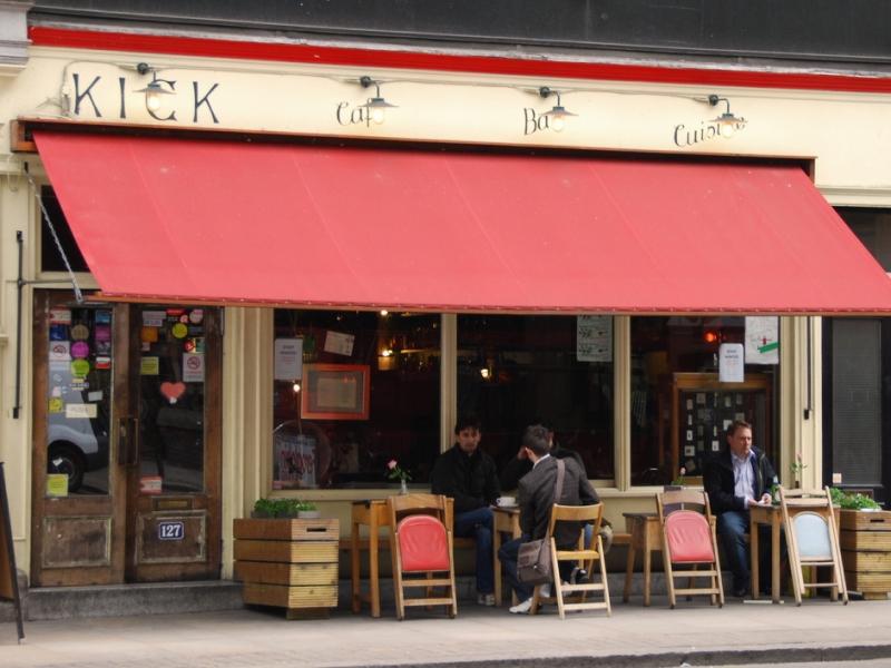 Bar Kick de Londres