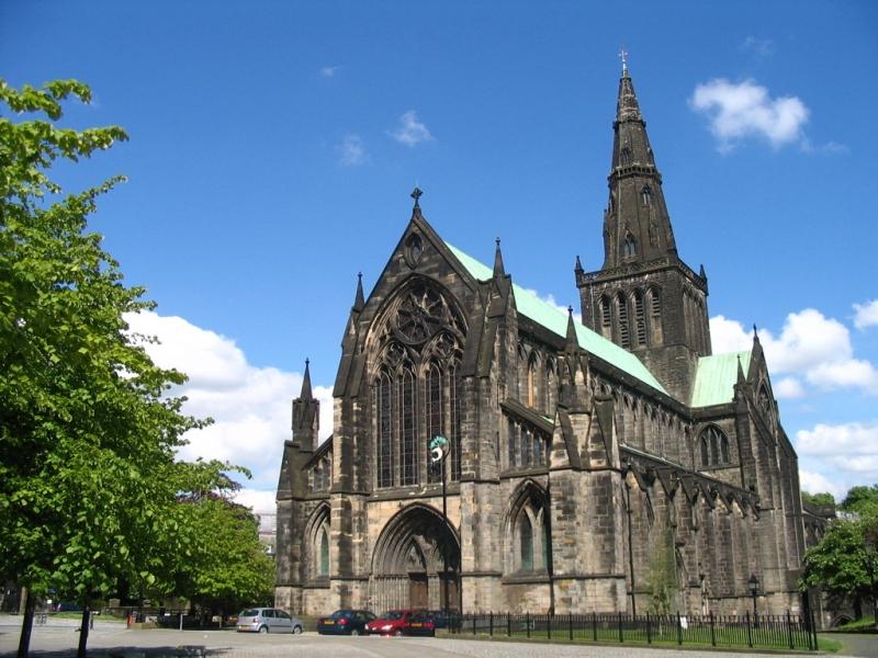 Resultado de imagem para catedral de glasgow