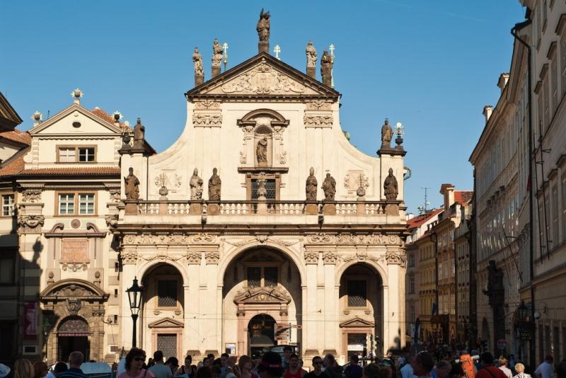 Clementinum en Praga