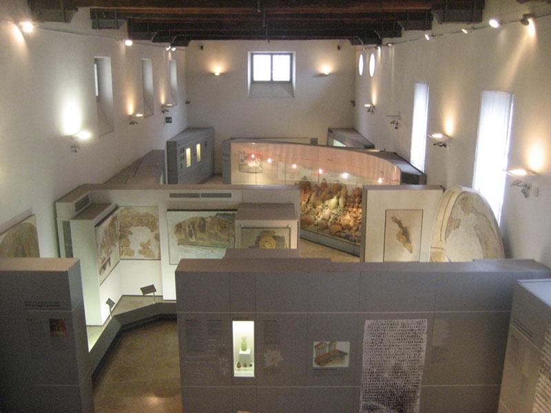 Cripta Balbi en Roma