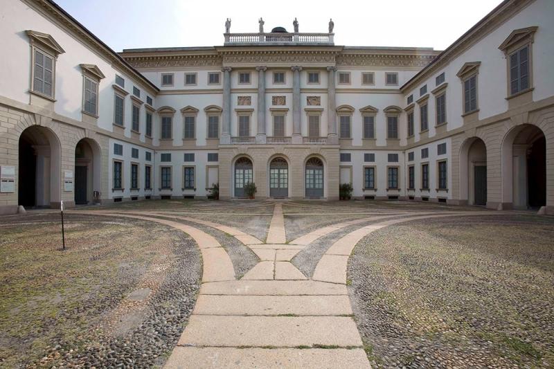 Galería de Arte Moderno en Milán
