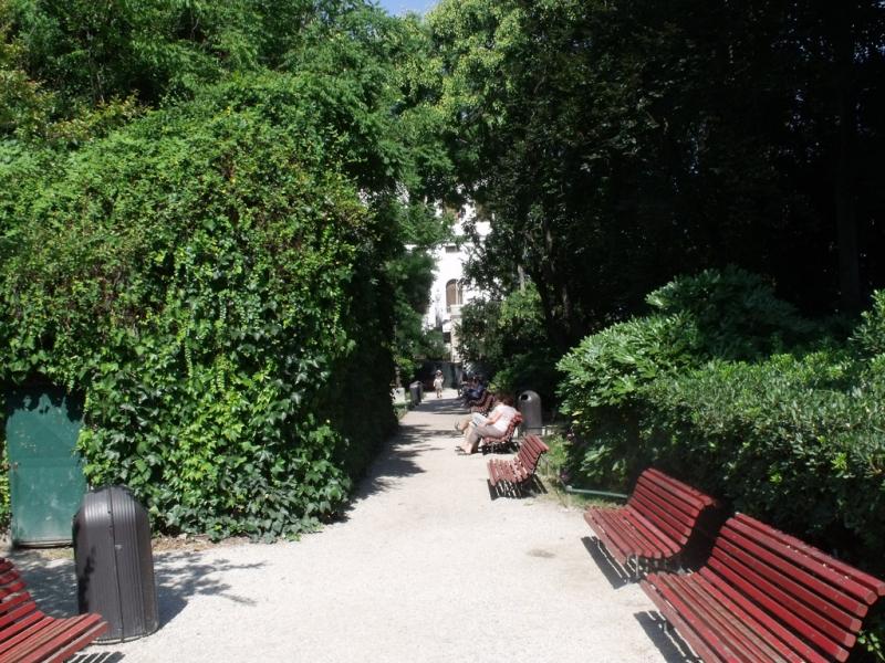 Jardines reales en venecia for Jardines venecia