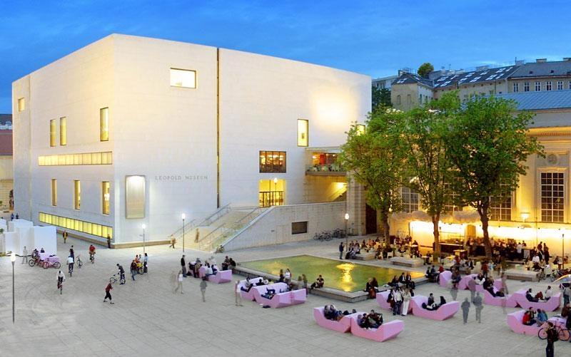 Leopold Museum en Viena