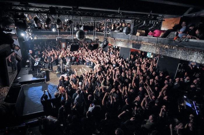 Lucerna Music Bar en Praga