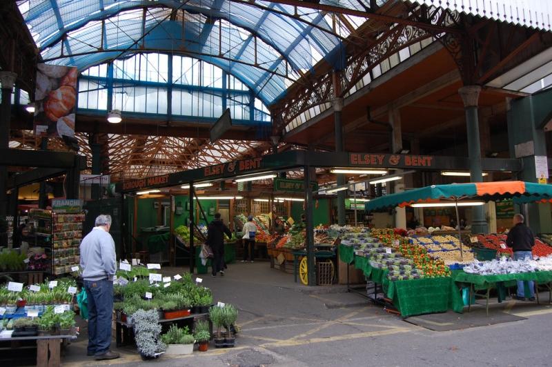 Mercado Borough de Londres