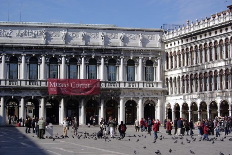Museo Correr en Venecia