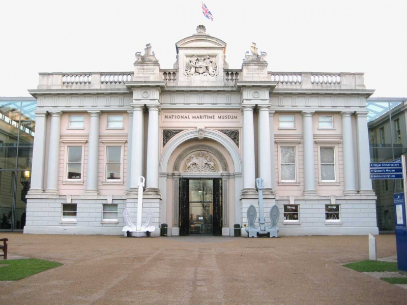 Museo Marítimo Nacional de Londres