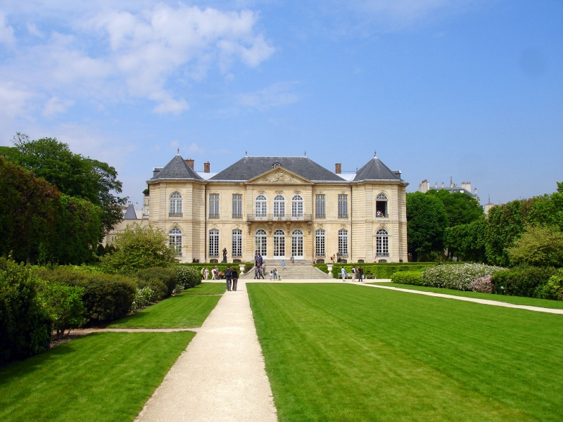 Museo Rodin en París