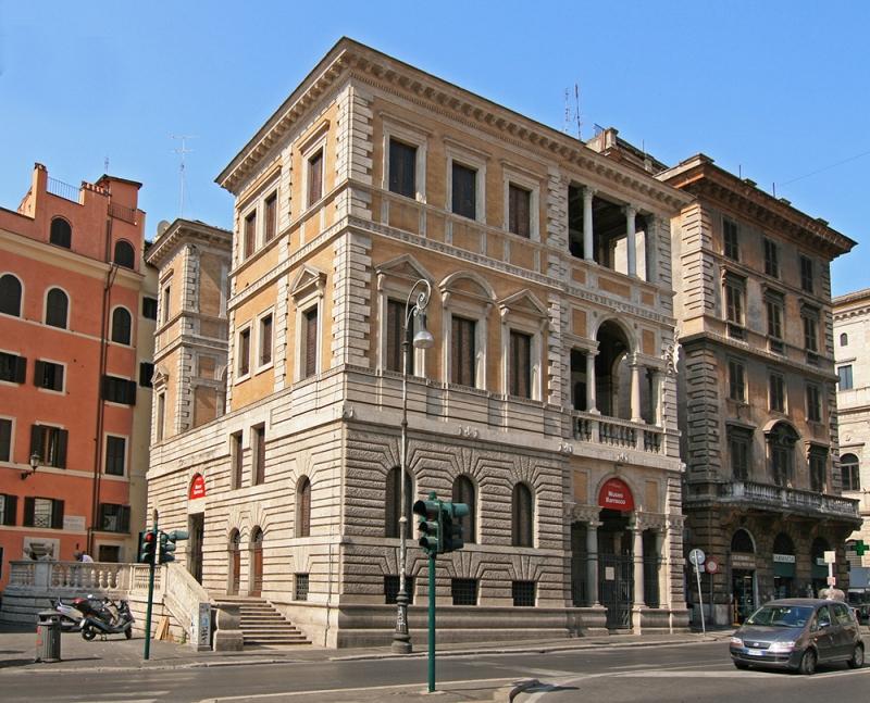Palacio Braschi en Roma