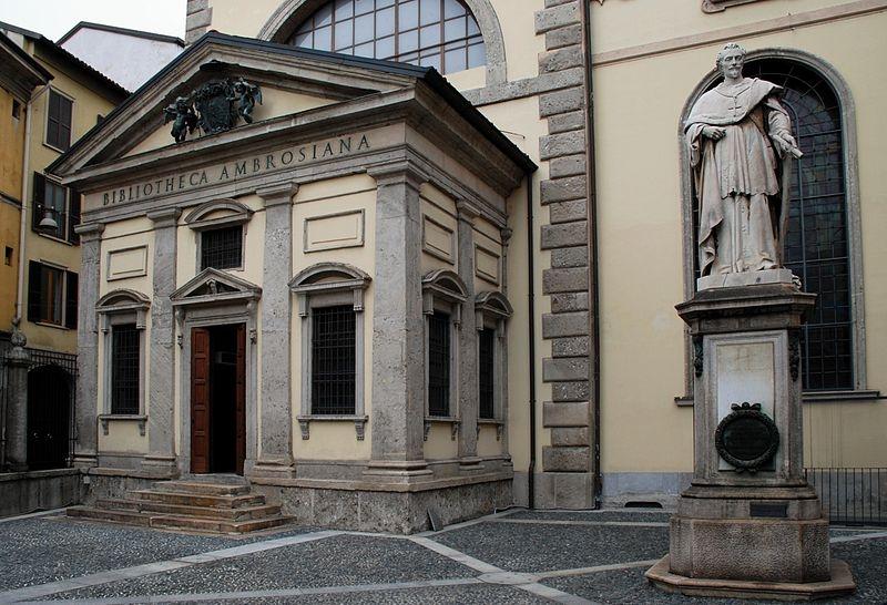 Pinacoteca Ambrosiana en Milán