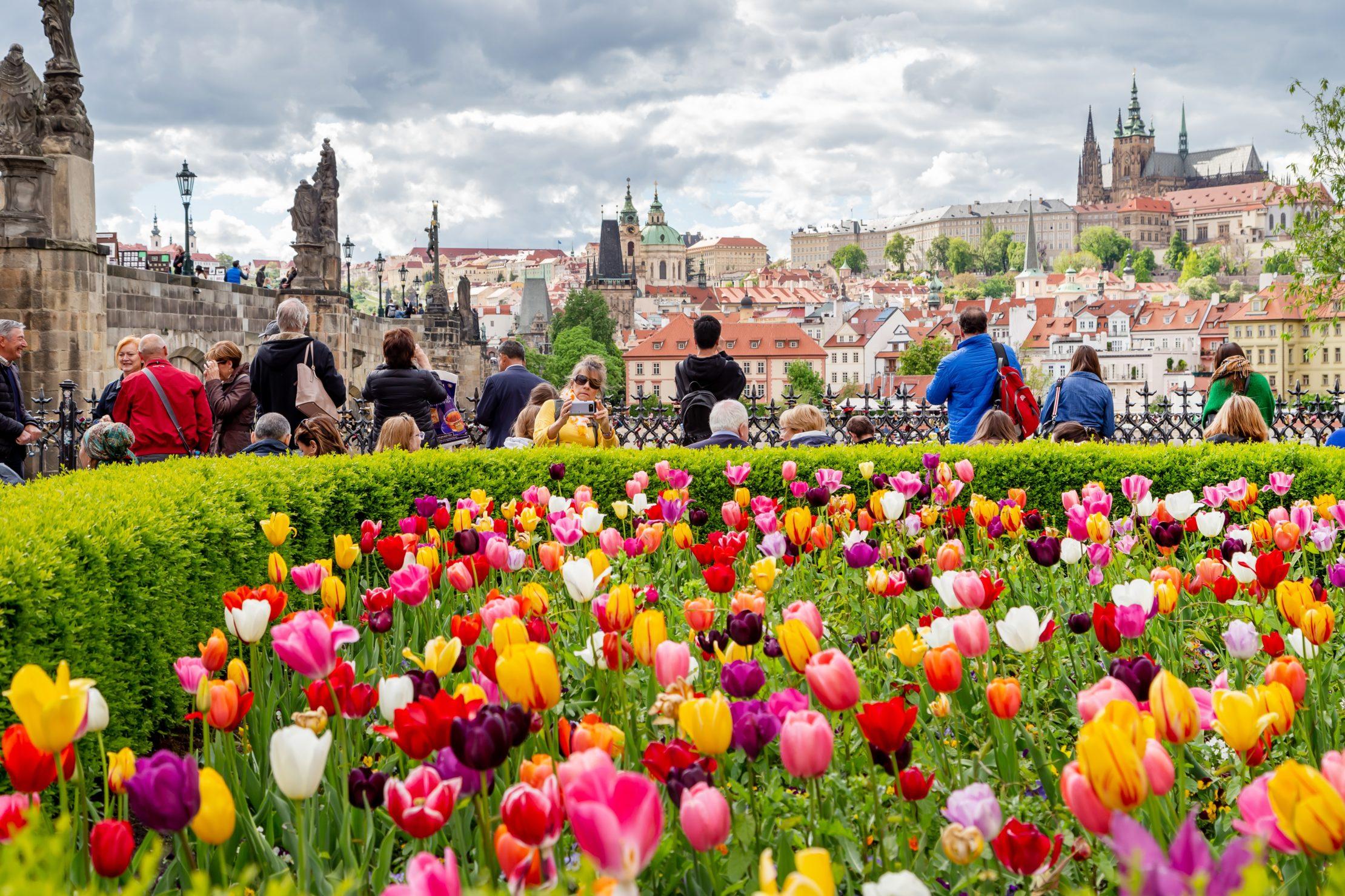 Por que viajar en Praga Republica Checa - Euroviajar