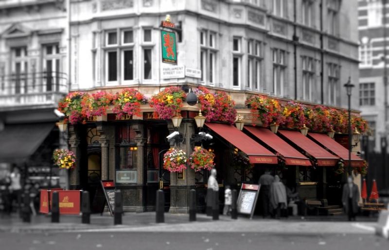 Pub The Red Lion en Londres