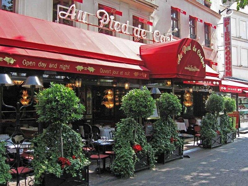 Restaurante Au Pied de Cochon en París