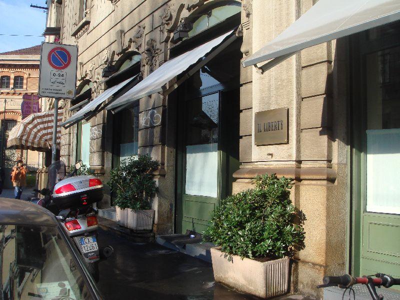 Restaurante IL Liberty en Milán
