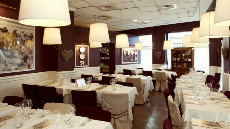 Restaurante Trattoria Casa Fontana 23 Risotti en Milán