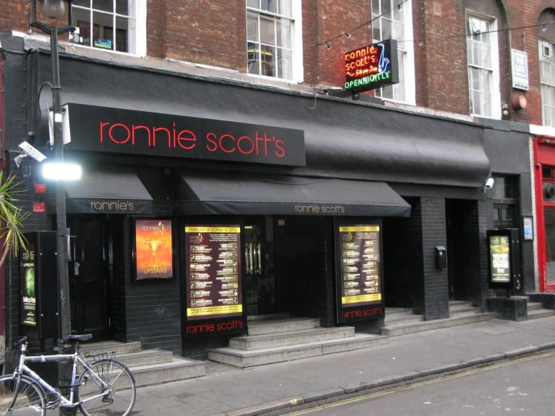 Club de Jazz Ronnie Scott's