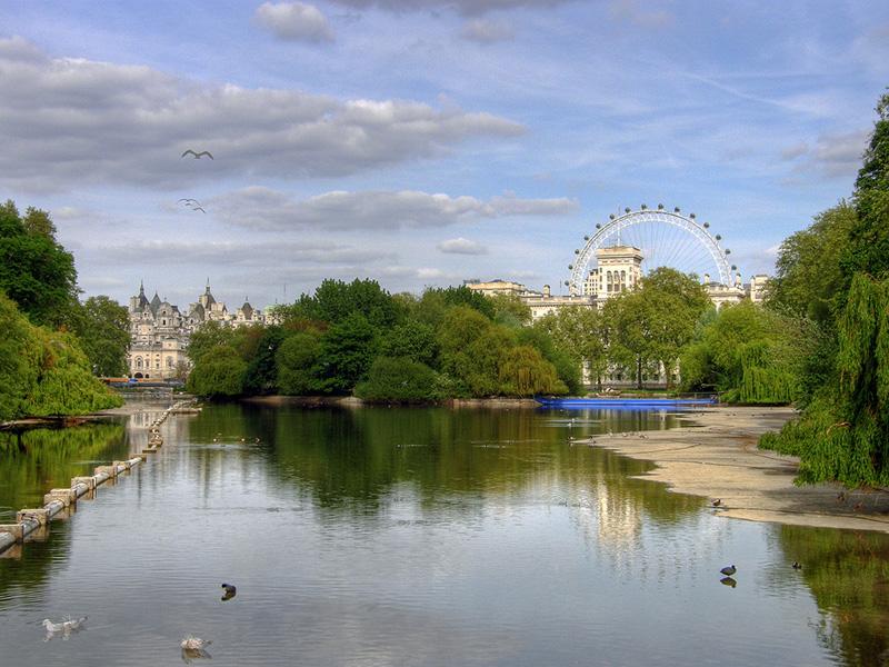 St. James Park de Londres