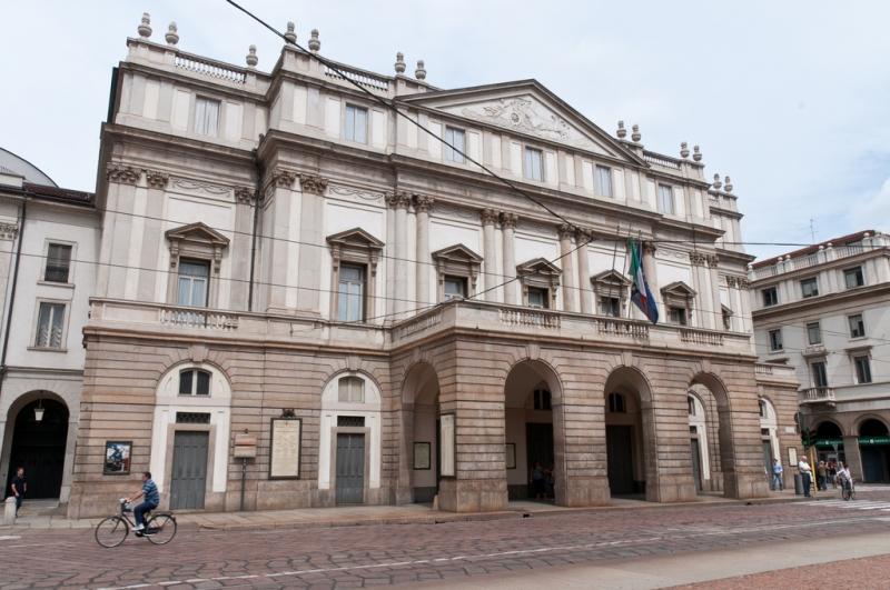 Teatro de la Scala en Milán