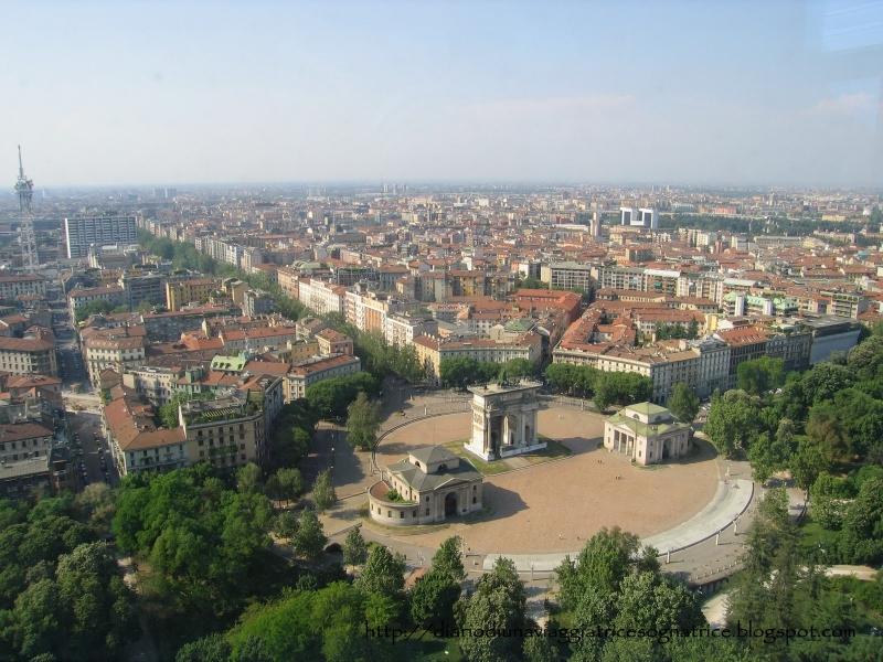 Torre Branca de Milán
