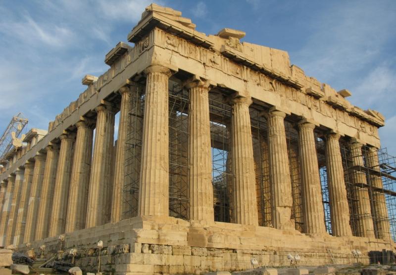 Partenón de Atenas