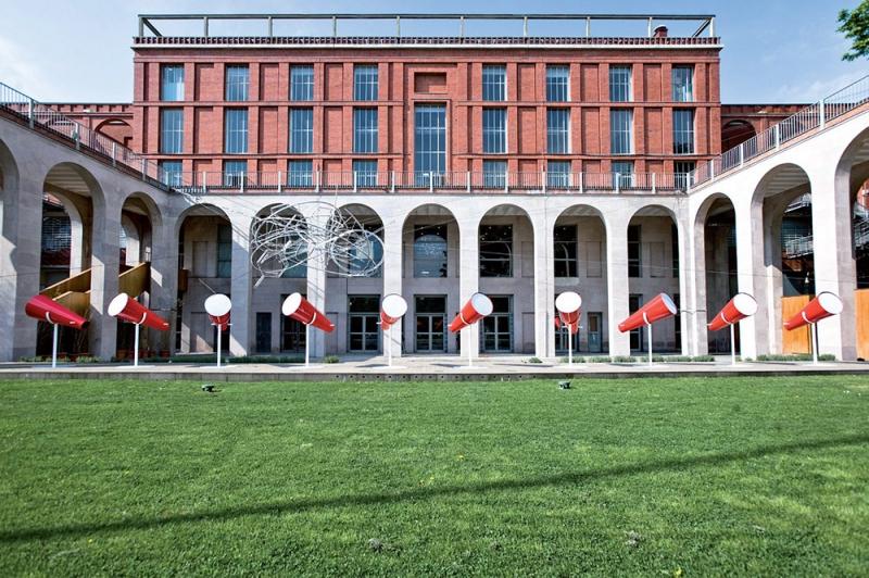 Museo del Diseño de la Triennale en Milán