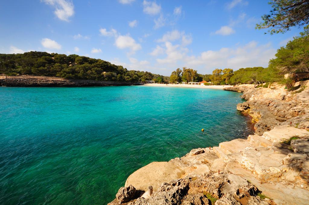 Cala Mondrago en Mallorca