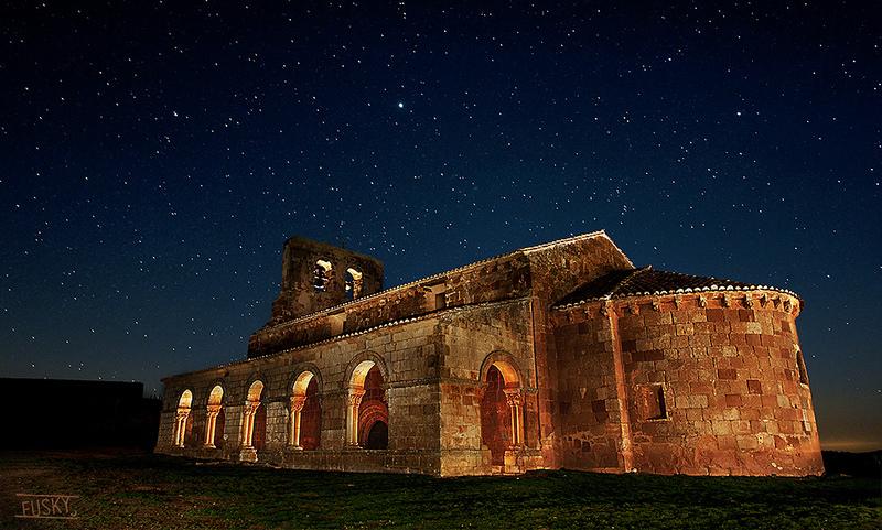 Cielo Estrellado de Soria