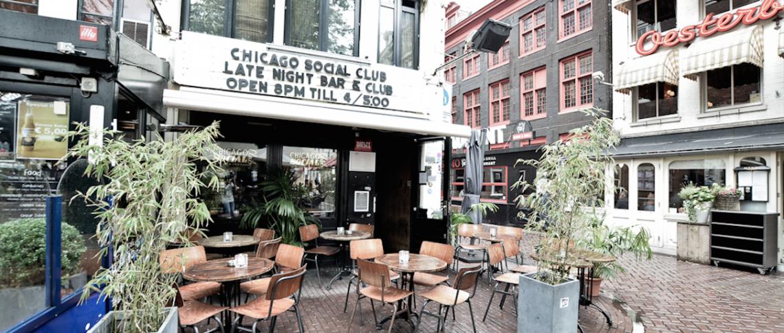 Chicago Social Club en Ámsterdam