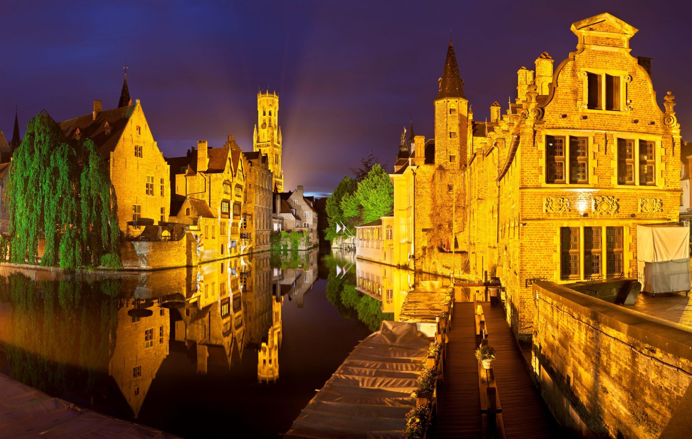10 reasons to visit Bruges