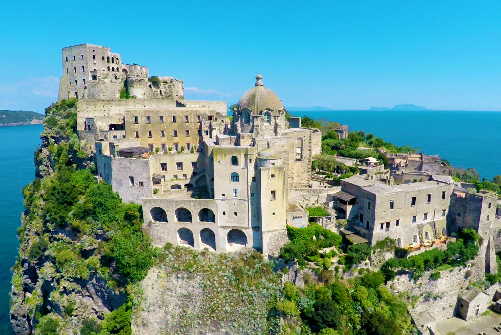 Las islas más bellas de Italia - Ischia