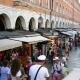 Mercado Rialto en Venecia